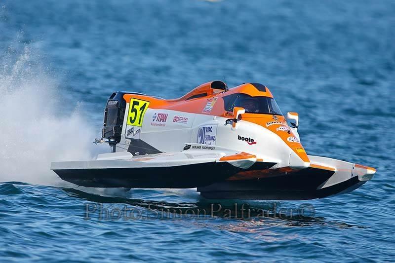 Drifter - Powerboat