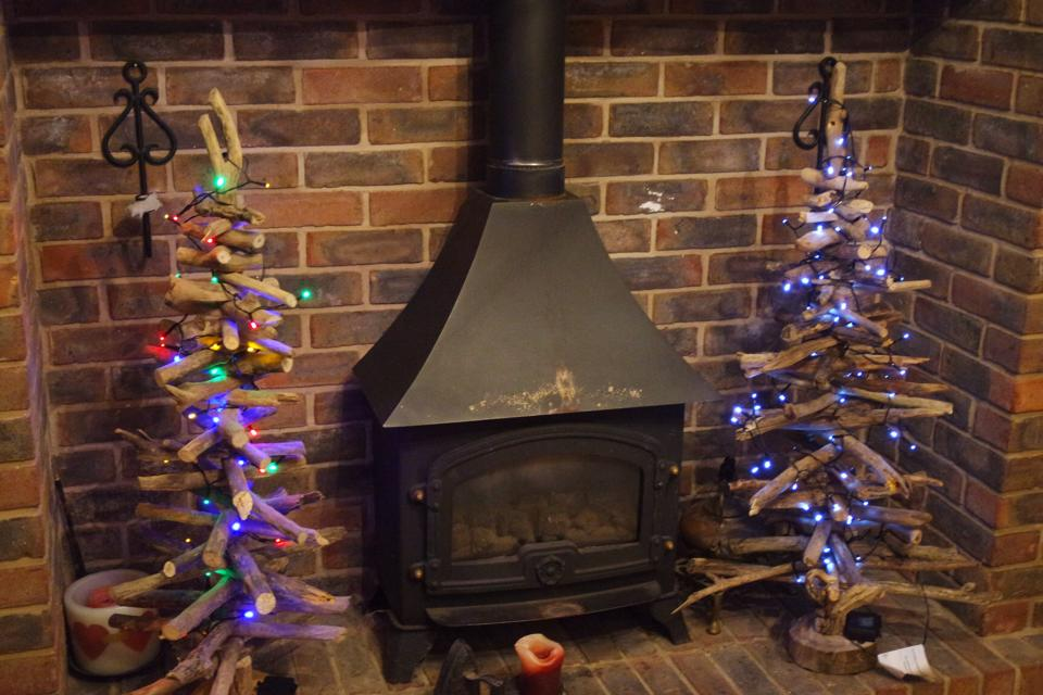 Driftwood Christmas Tree 2