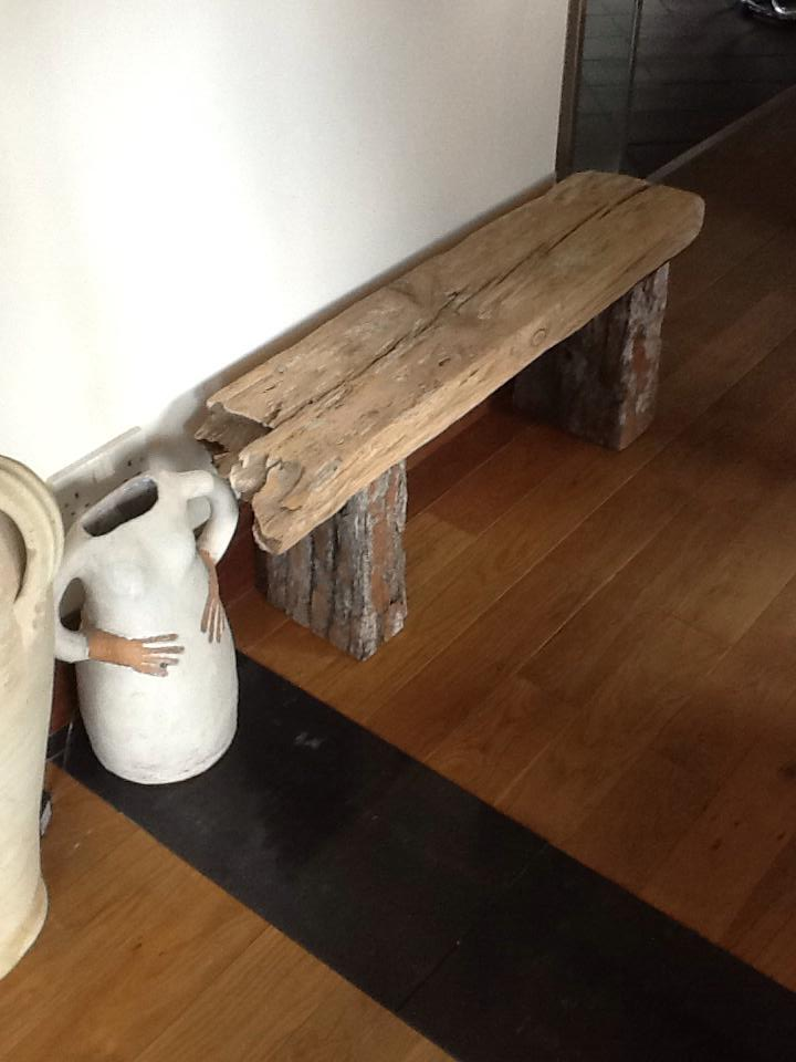 furniture it want the driftwood you way custom bench