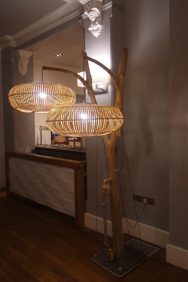 Driftwood floor lamp 7