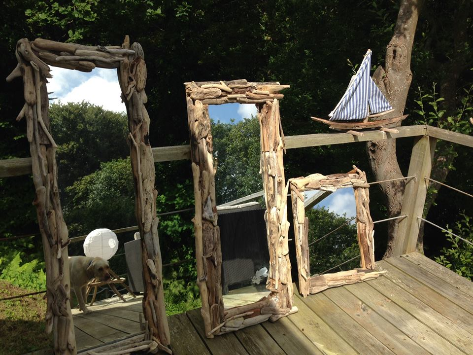Driftwood mirror 1