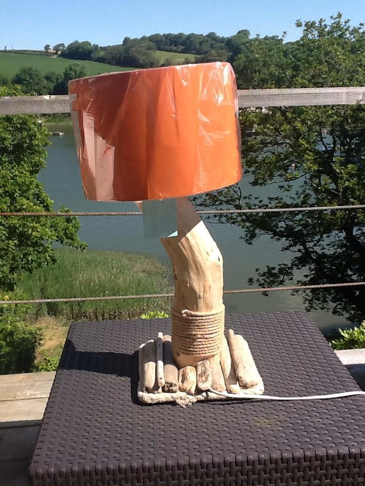 Driftwood short lamp 6