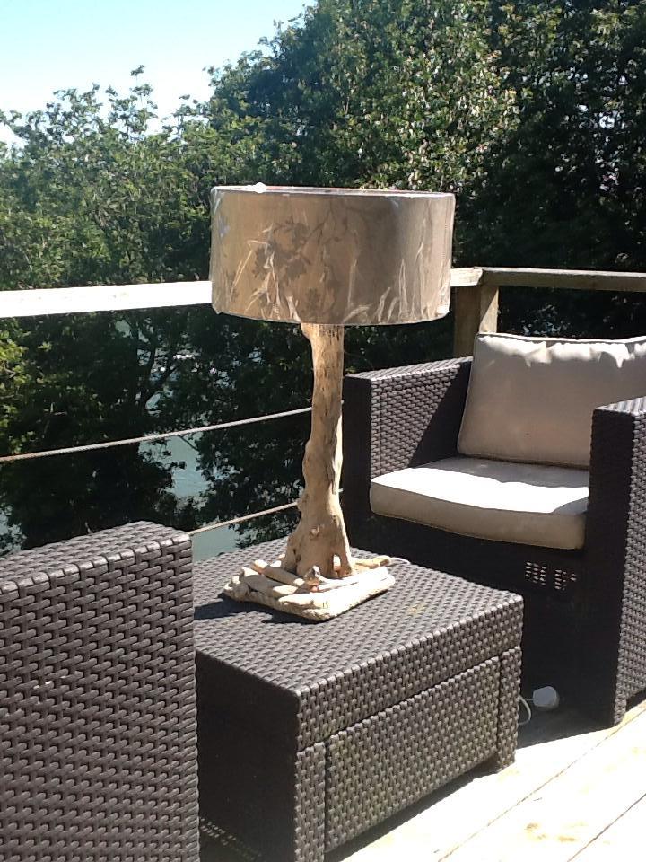 Driftwood short lamp 7