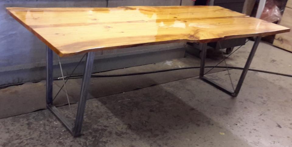 Driftwood table 2